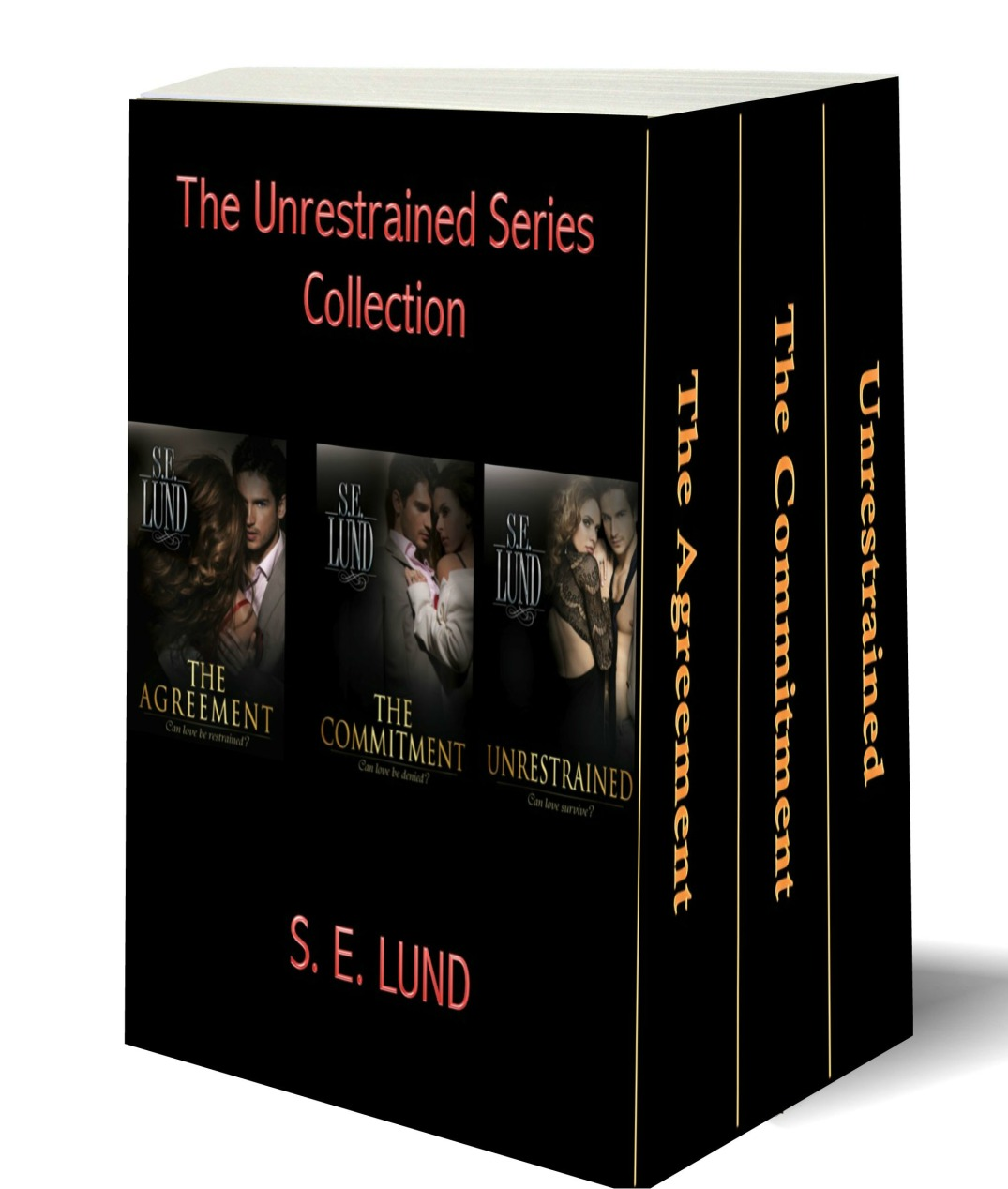 It's LIVE! The Unrestrained Limited Edition Collection