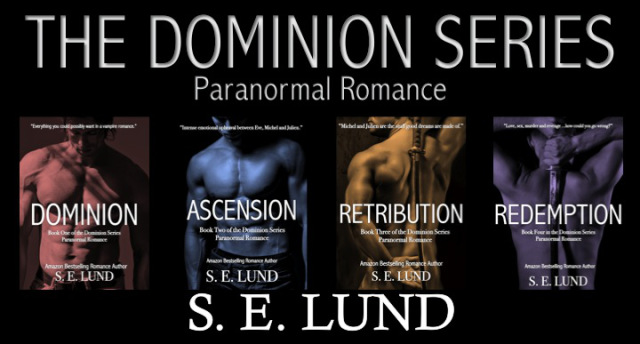 Big Sale on The Dominion Series!