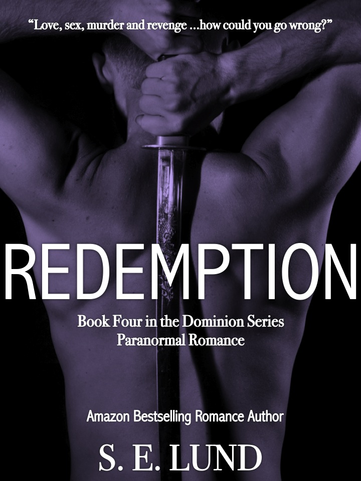 Redemption Cover New