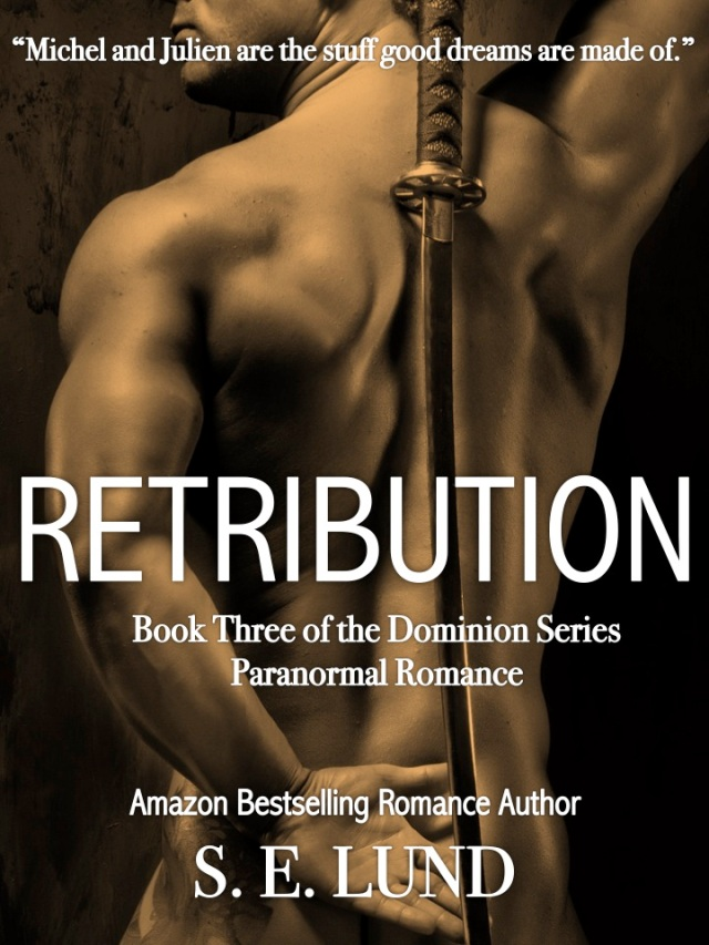 Retribution Cover New